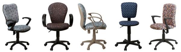 Офисные кресла Бюрократ оптом от официального дилера в Новосибирске