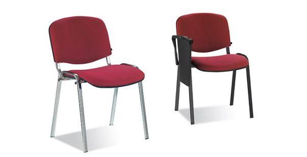 Обзор и описание офисного стула Новый Стиль Iso Black