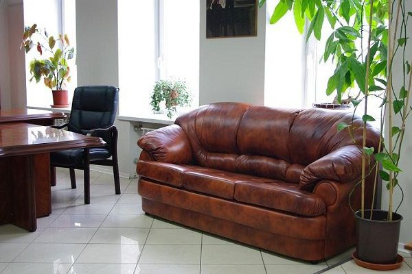Хорошо подобранный офисный диван - символ статуса Вашего офиса
