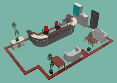 Современные решения офисной мебели и стульев для обустройства офисных пространств