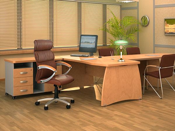 Офисная мебель руководителя Boston Director оптом