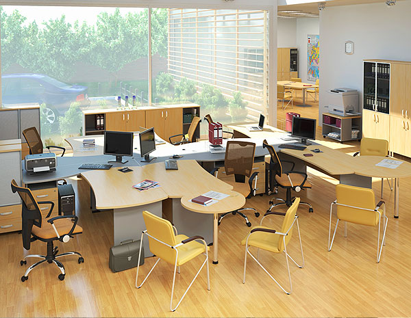 Офисная мебель Boston Бостон оптом