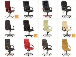 Кресла руководителя Новый стиль оптом со склада в Новосибирске