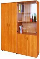 Стеллажи и шкафы серии Оптима оптом от производителя