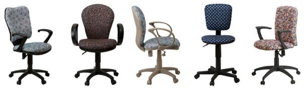 Производство и изготовление офисных стульев и кресел, диванов и мебели на заказ в Новосибирске