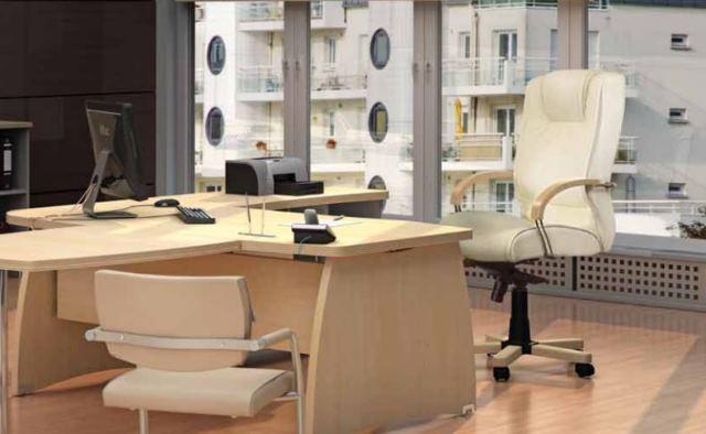 Кресла руководителя оптом со склада в Новосибирске от официального дилера